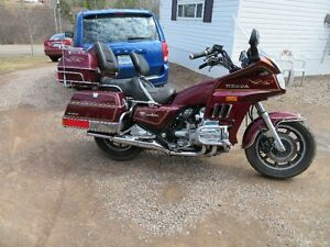 1986 goldwing trade or sell