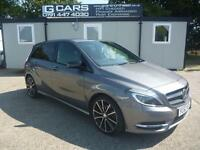 2012 62 MERCEDES-BENZ B CLASS 1.8 B180 CDI BLUEEFFICIENCY SPORT 5D 109 BHP DIESE