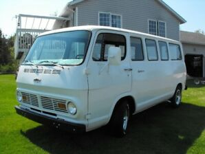 1967 CHEVY VAN- BLAST FROM THE PAST- THE 60'S