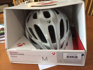 Adult bike helmet and bike basket