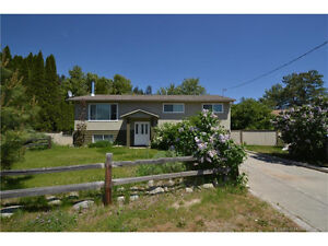 Peachland Home with Mortgage Helper