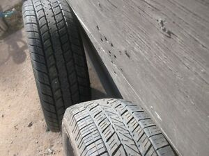 """REDUCED, 2 """"VERY-GOOD"""" 225 70 R16 TIRES. [FIRM]!!!"""