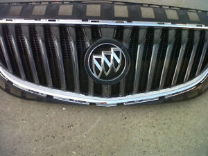 Buick Regal- Grille and Headlight