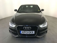 2013 AUDI A4 S LINE TDI DIESEL SALOON 1 OWNER AUDI SERVICE HISTORY FINANCE PX