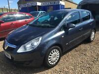 2008 VAUXHALL CORSA 1.3 CDTi Life FSH 90K DRIVES V WELL