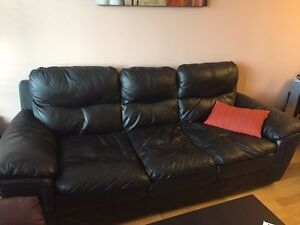 Sofa cuir  leather couch