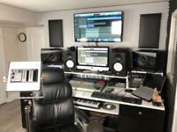 Pro Recording Studio Sessions - $40/hr - Production / Mixing