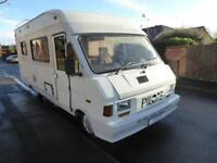 Pilote R780S Aclass 5 berth overcab bed rear washroom for sale Ref 130036