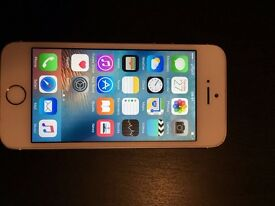 iPhone 5s 32GB Mint Condition