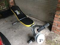 Everlast Men's Health Utility Bench