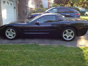 SELL OR SWAP C5 CORVETTE FIXED ROOF COUPE