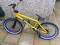 Mafia kush 2 bmx bike