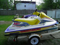 seadoo xp 85 hp runs great