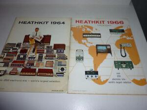 Heathkit Catalog 1964,1966