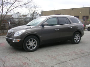 2008 Buick Enclave CXL - AWD- FULLY LOADED- DVD-STARTER
