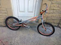 Onza rip trials bike