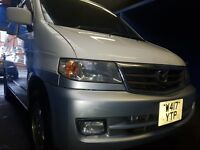 Mazda Bongo Pop Up Roof Awning & Bike Rack Non Starter Please Read