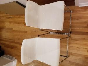 Chaises hautes de comptoir IKEA