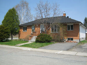 LARGE 3+1 BDRM - LIVELY- Clean & Bright