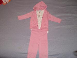 Vêtements été automne hiver pour petite fille 18-24 mois