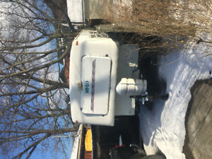 2001 26' High Low Travel trailer