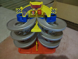 Disney's Cars Spiral Speedway Kitchener / Waterloo Kitchener Area image 1