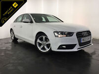 2013 AUDI A4 TECHNIK TDI 1 OWNER SERVICE HISTORY FINANCE PX WELCOME
