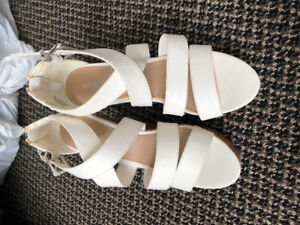White Wedges from Express