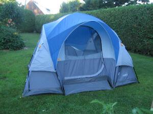 tente dome 5 places