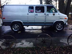 1995 Chevrolet G20 Van Other