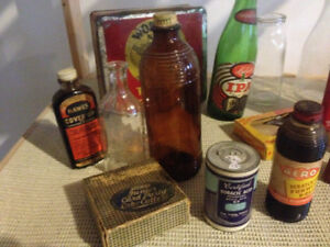 Antique Knick Knacks and accent pieces