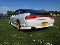 180sx for swaps or sale.