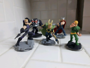 PlayStation 3 Disney Infinity Marvel Characters