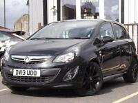 2013 Vauxhall Corsa 1.2 i 16v Limited Edition 5dr ac 5 door Hatchback