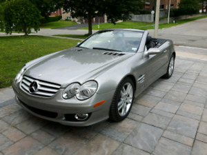SL 550 Absolutely mint and Low km's