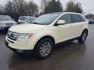 2008 Ford Edge FWD SUV *** SUNROOF, Leather, Power Opts, AC ***