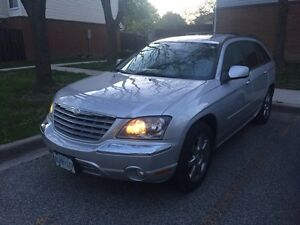 2006 Chrysler Pacifica Limited Edition