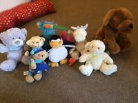 Group of teddies
