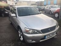 LEXUS IS 200SE AUTOMATIC