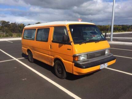 1991 Mazda E2000 Campervan For Sale Jan Juc Surf Coast Preview