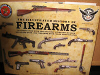 LARGE HARD COVER BOOKS ON FIREARMS
