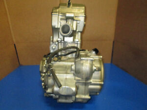 HONDA CRF 250R ENGINE ONLY COMPLETE REBUILT READY FOR INSTALL Prince George British Columbia image 2