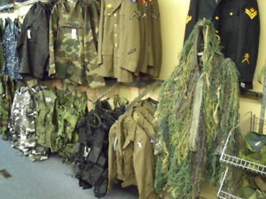 Camo Clothing Paintball Costume Daily Wear