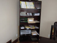 Office 6 Shelf Bookcase