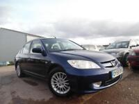 HONDA CIVIC IMA EXECUTIVE HYBRIDE 1.4 PETROL 12 MONTHS MOT £30 TAX