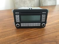Volkswagen rcd 500 radio/cd player