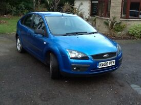 1.6 FORD FOCUS LX 2006 MODEL, FOR SALE