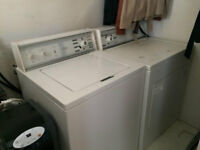 Kenmore Washer and Dryer - Laveuse et sécheuse Kenmore
