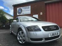 Audi TT Coupe 1.8T QUATTRO - TIMING BELT DONE - 18 STAMPS FULL SERVICE HISTORY