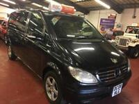 2006 MERCEDES-BENZ VIANO 3.2 EXTRA LONG AMBIENTE 5DR AUTOMATIC